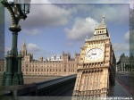 London Big ben montage © Copyright 2012 Freddy D.